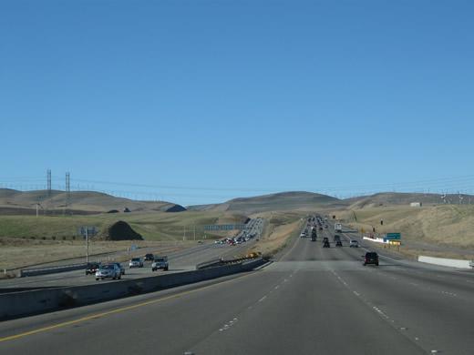 California @ AARoads - Interstate 580 West - Alameda County #1