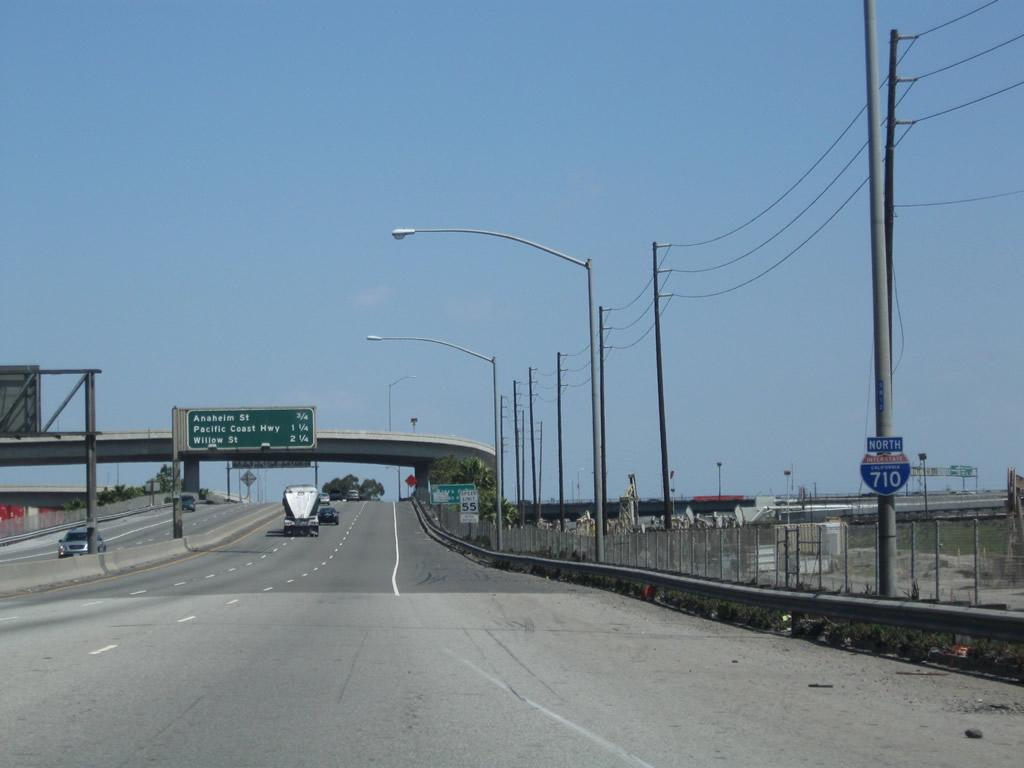East First Street Long Beach California