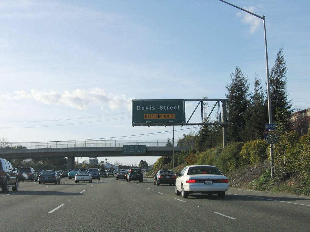 California aaroads interstate 880 north interstate for Cal west motors san leandro ca