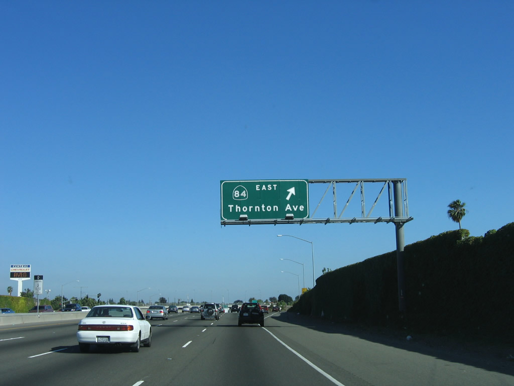 California @ AARoads - Interstate 880 South - Interstate 238 to