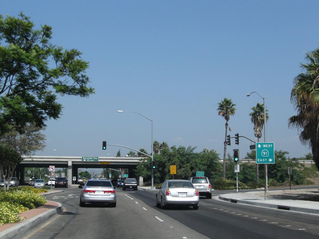 California @ AARoads - California 91