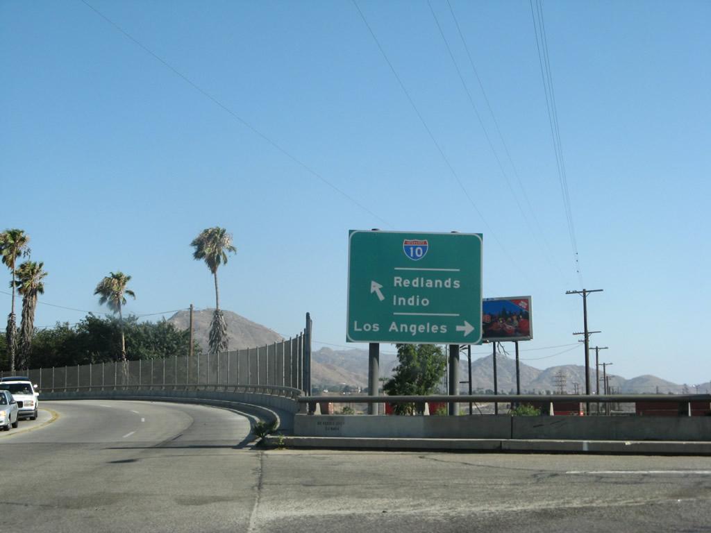 California aaroads interstate 10 interstate 10 sciox Choice Image