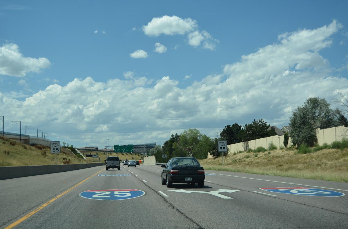 Interstate 225 South Aaroads Colorado
