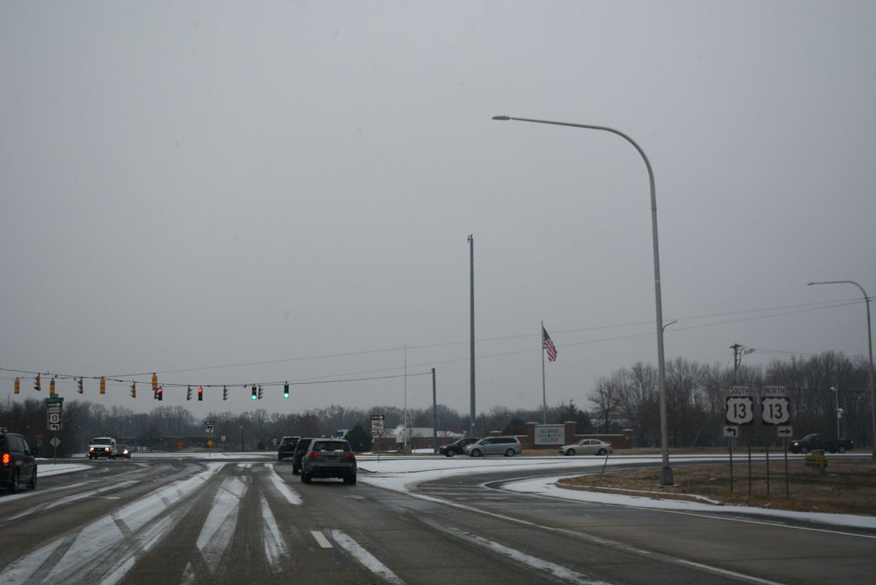 State Route 1 South - Smyrna to Dover - AARoads - Delaware