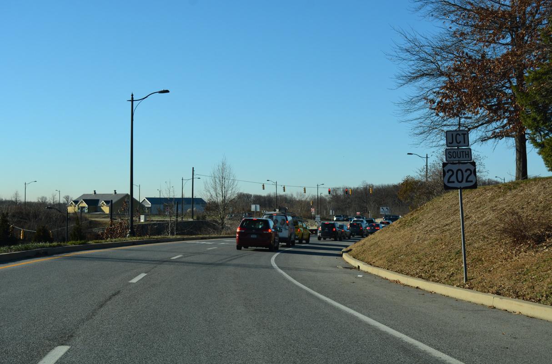 State Route 261 - AARoads - Delaware