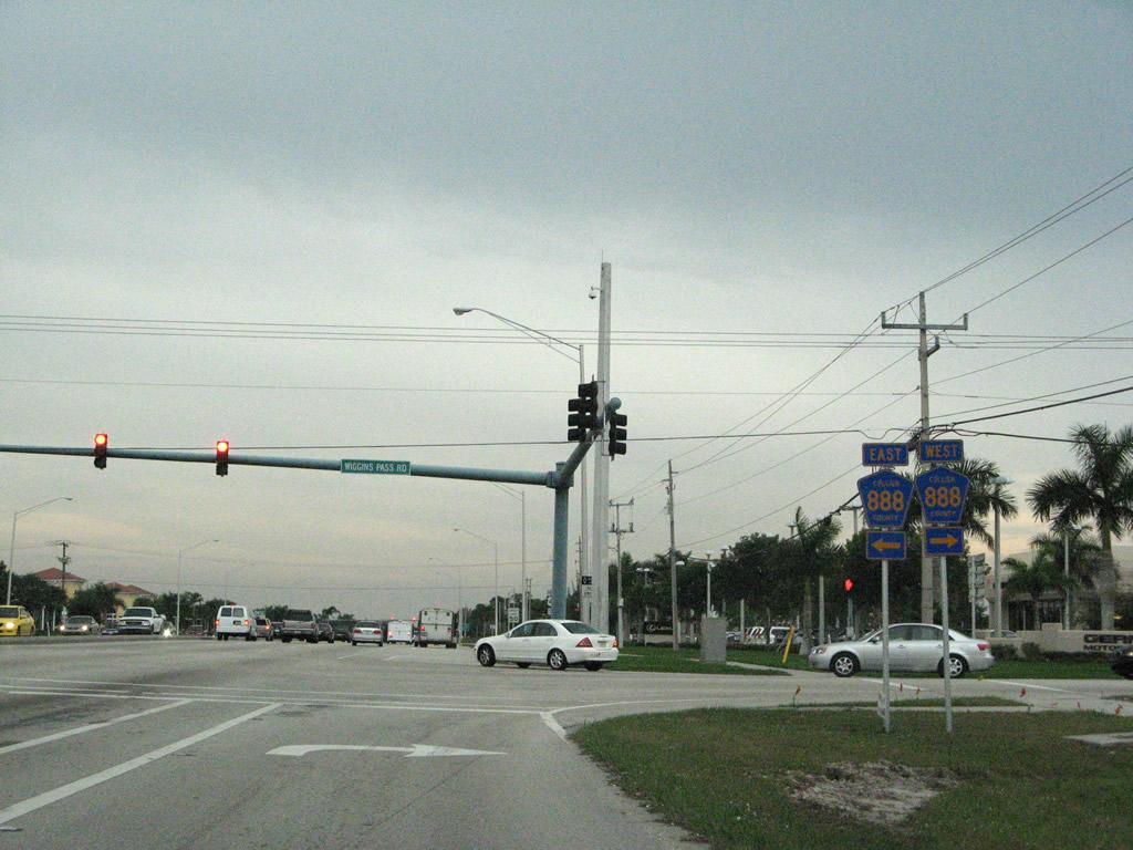 U.S. 41 South - Collier County - AARoads - Florida