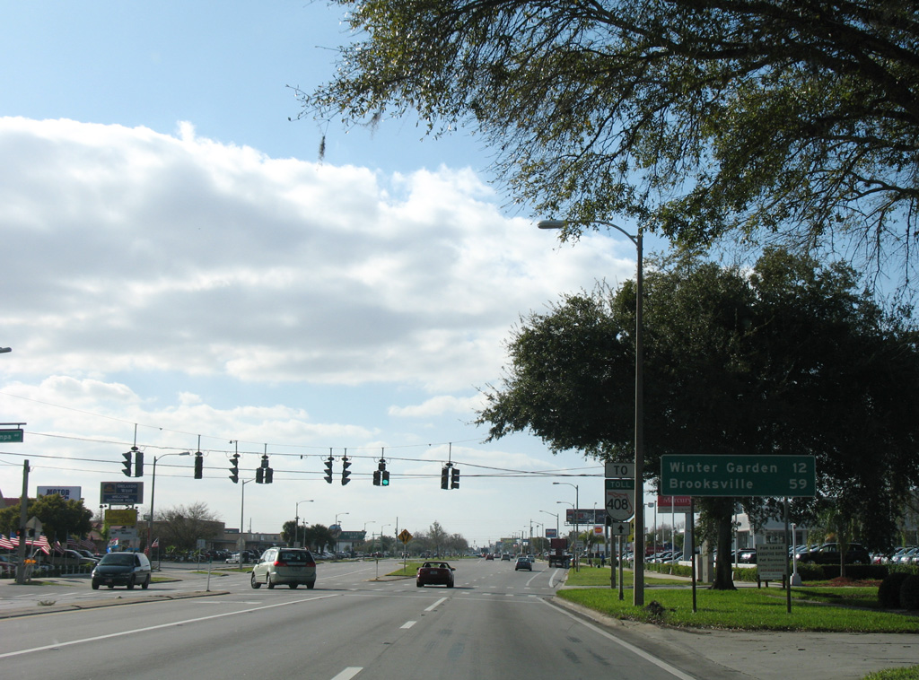 Florida 50 west west colonial drive aaroads florida for Camping world winter garden fl