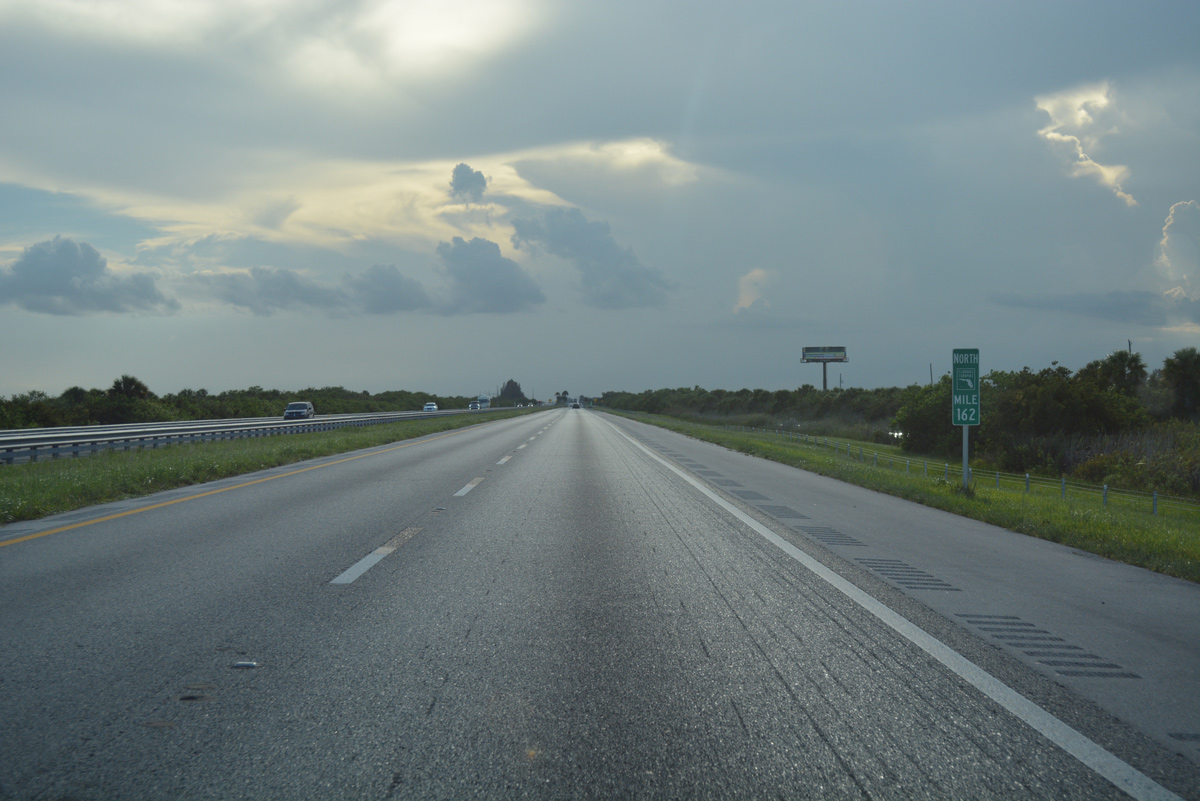 Florida's Turnpike Nor...I 95 Exit 193