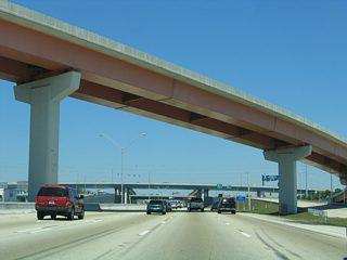 Interstate 95 North - Broward County - AARoads - Florida