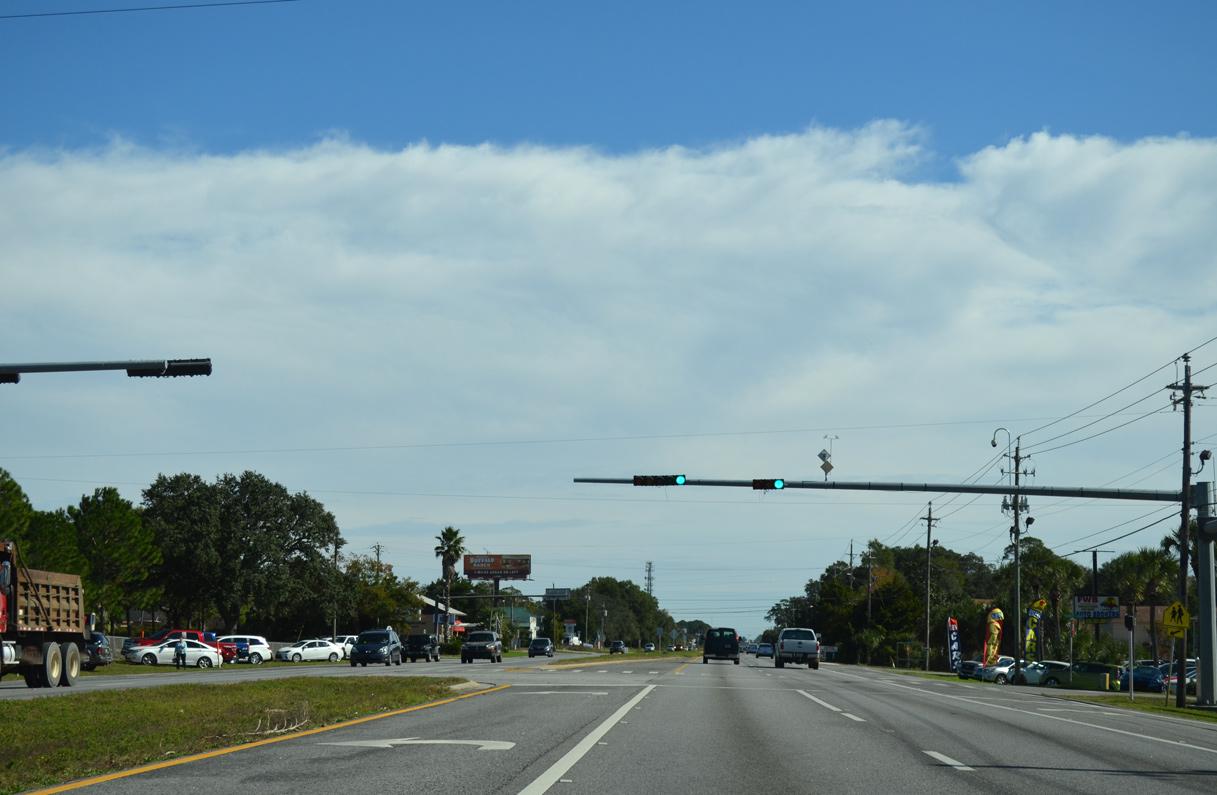 U.S. 9 East - Okaloosa County - AARoads - Florida