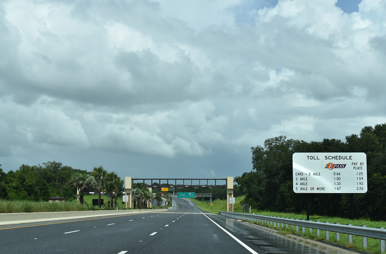 Florida Toll By Plate >> State Road 453 - Mount Dora Connector - AARoads - Florida