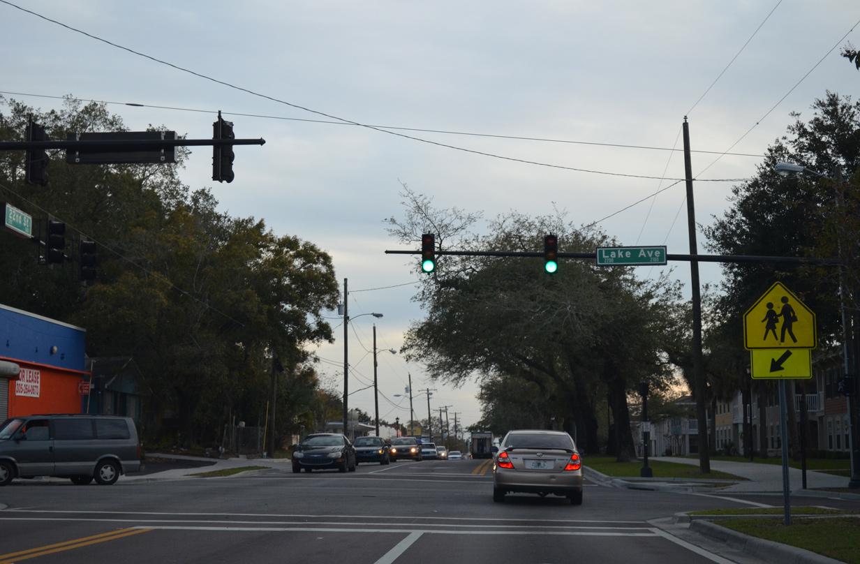 Former State Road 585 Aaroads Florida
