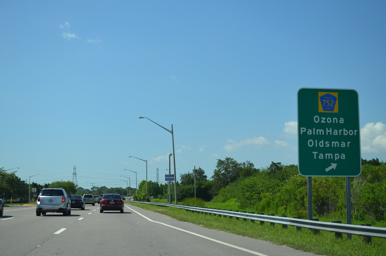 County Road 611 North Aaroads