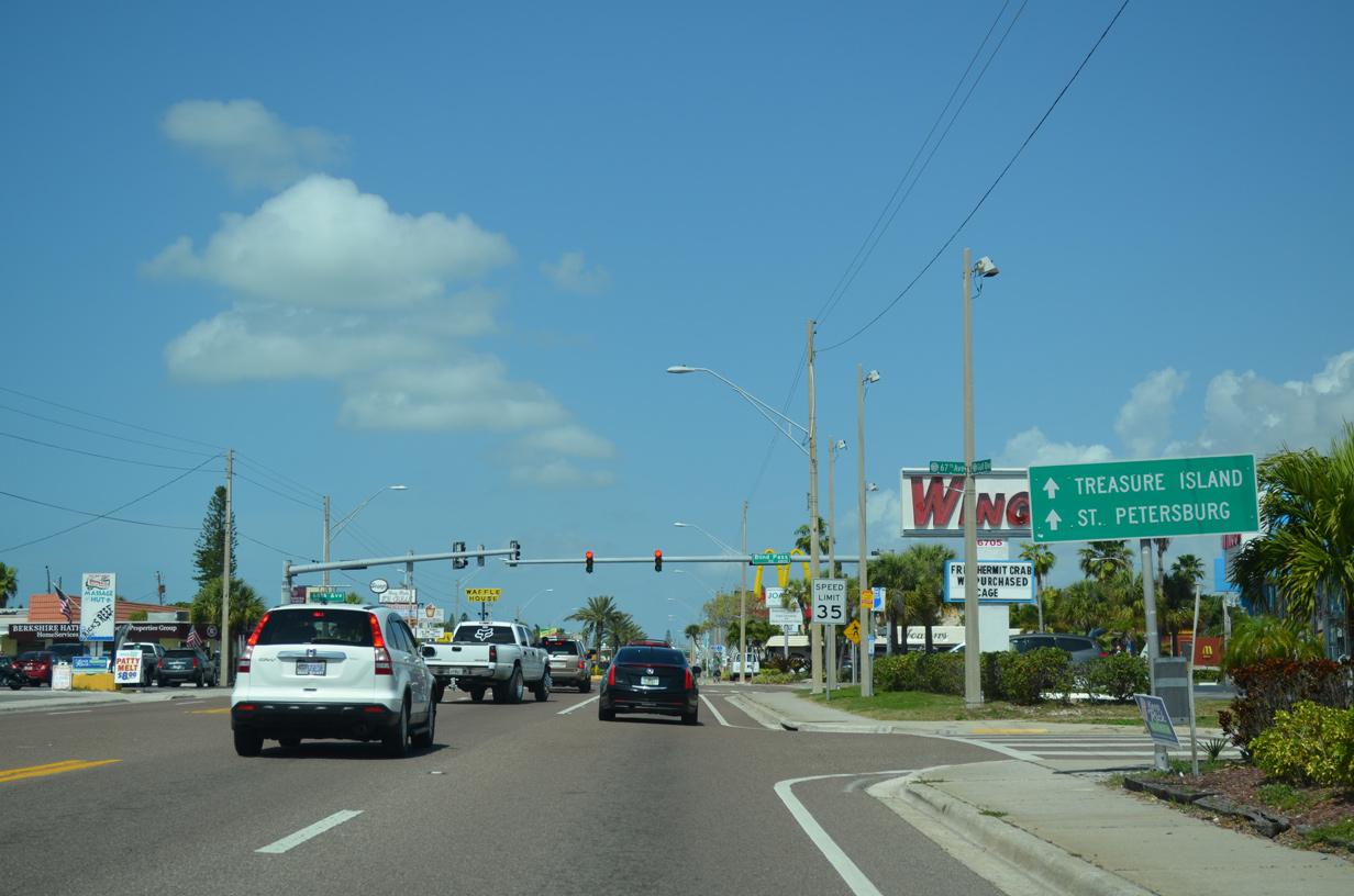 Gulf Winds Drive St Pete Beach