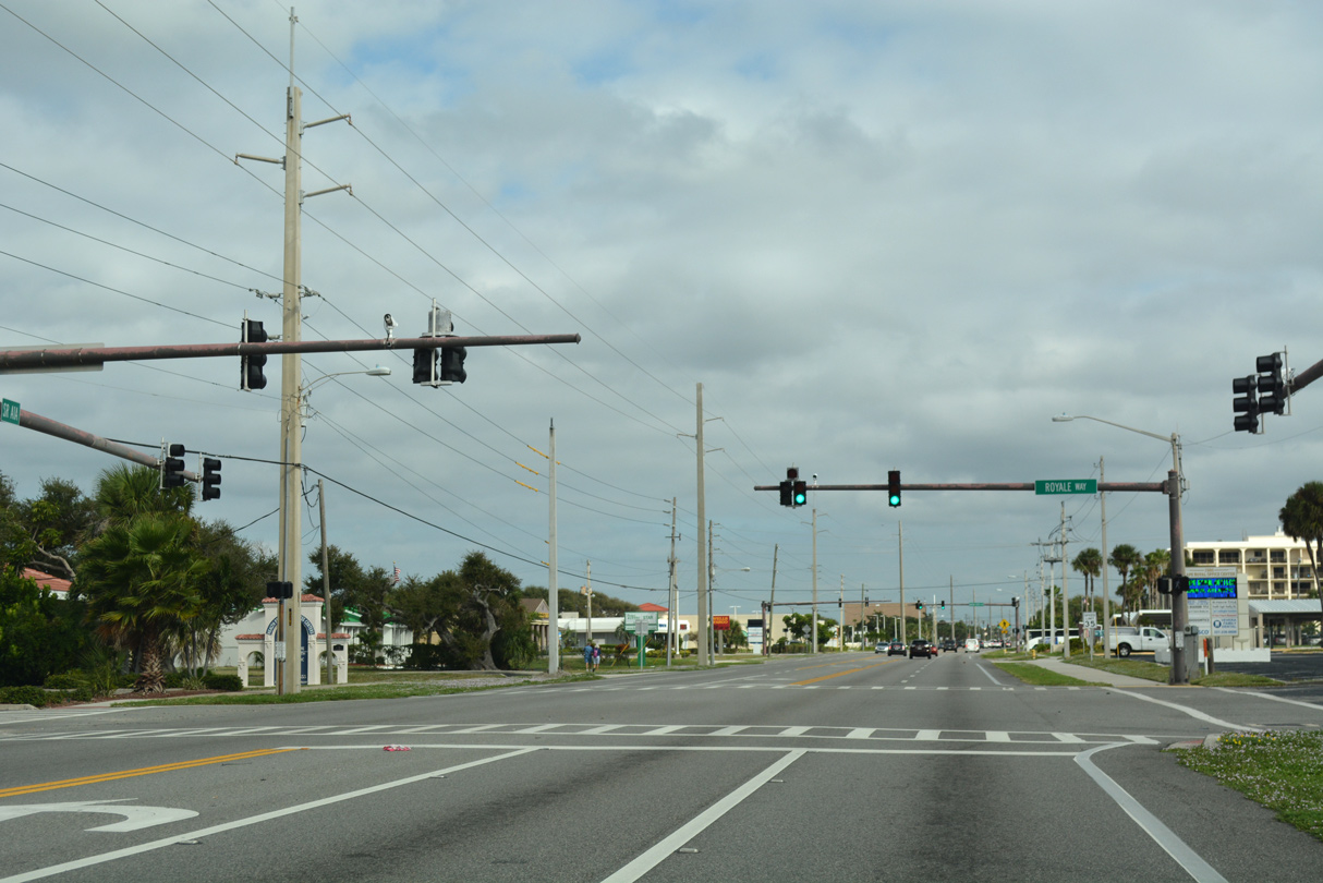 State Road A1A North - Brevard County