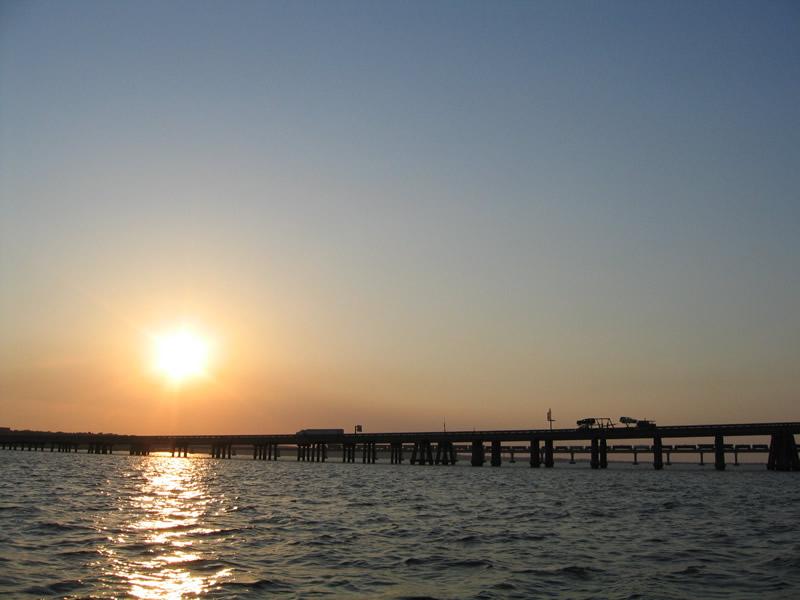All Road Signs >> Interstate 10 - Escambia Bay Bridges - AARoads - Florida