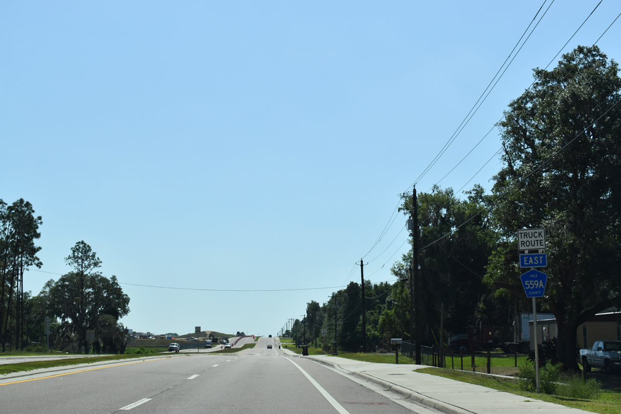 559A Boulevard Florida Road Fred - AARoads C. Jones - County -