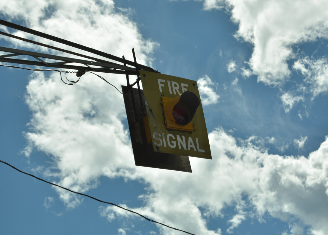 Idaho Springs Fire Signal