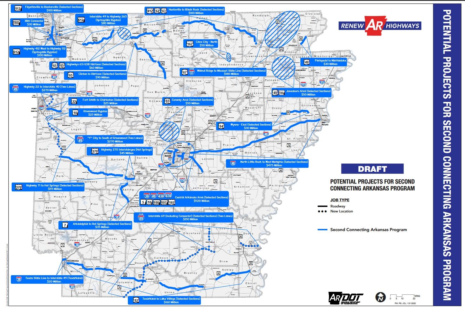 Connecting Arkansas Program CAP2