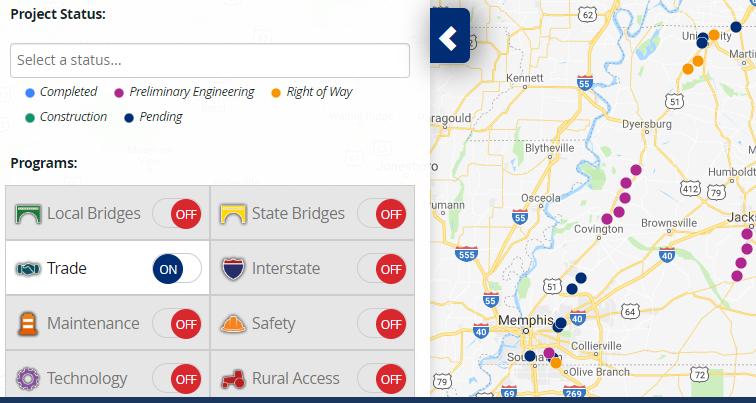 I-69 SIU 8 IMPROVE Act Update