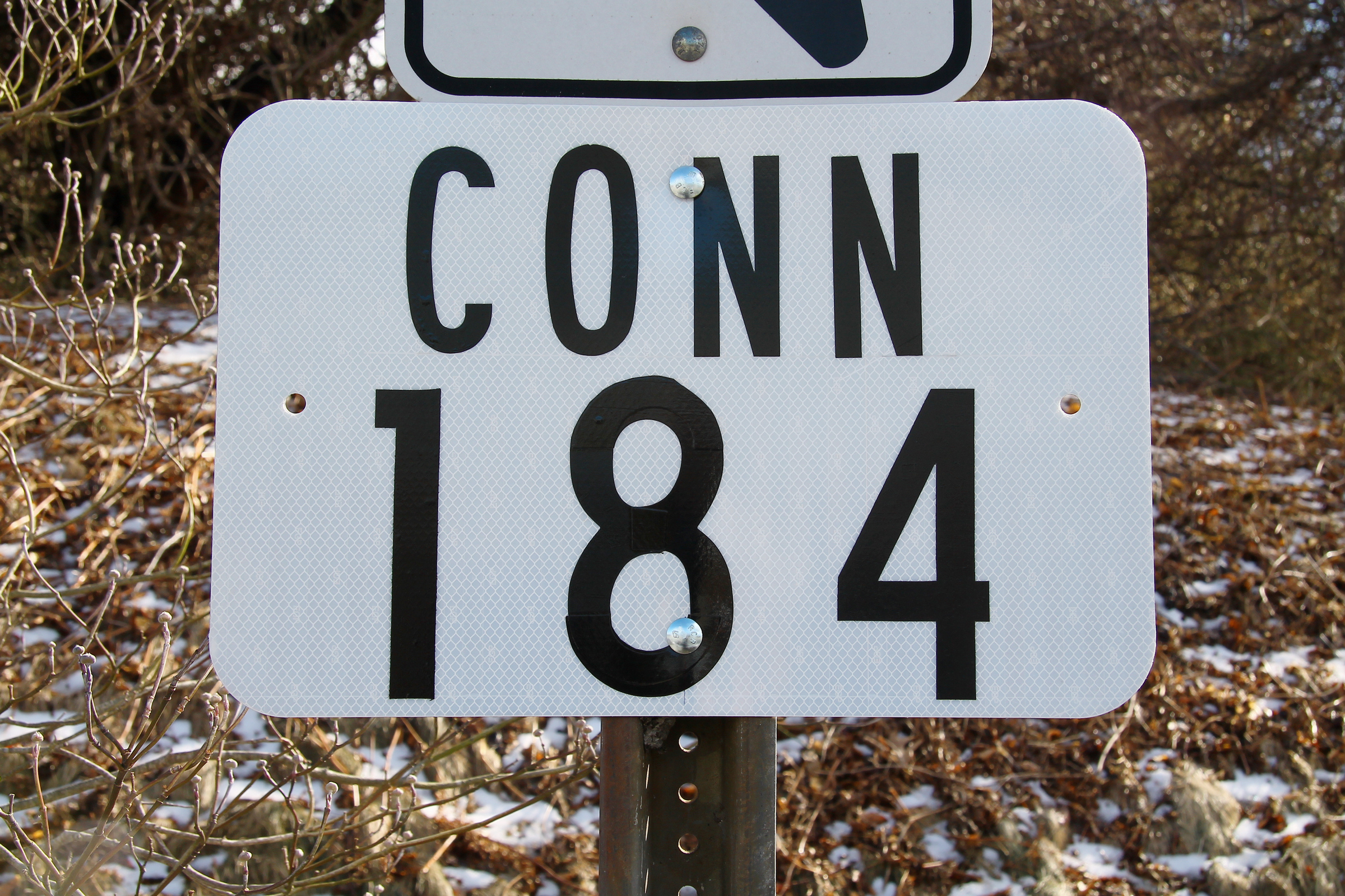 CONN 184 Sign - The Replacement