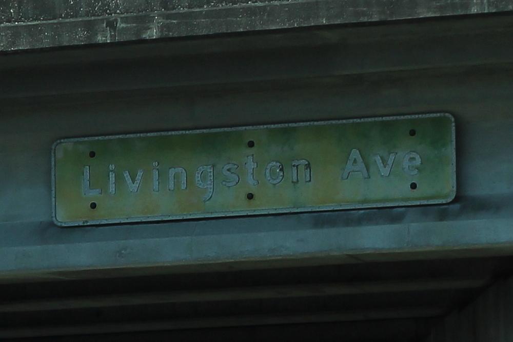 I-275 South at Livingston Avenue