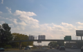 I-76 /Schuylkill Expressway east at 28th Street