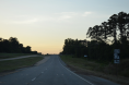 US 171 north at LA 1218