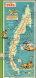 Cuba Inset from a 1958 Florida fold map