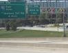 Interstate 90/94, taken from a train