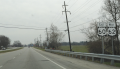 Wrong-Way Concurrency near Versailles, KY