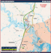 I-69E Refugio Woodland Route Options