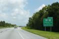 Florida's Turnpike - Exit 193 - Half Mile