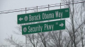 Obama Left, Security Right