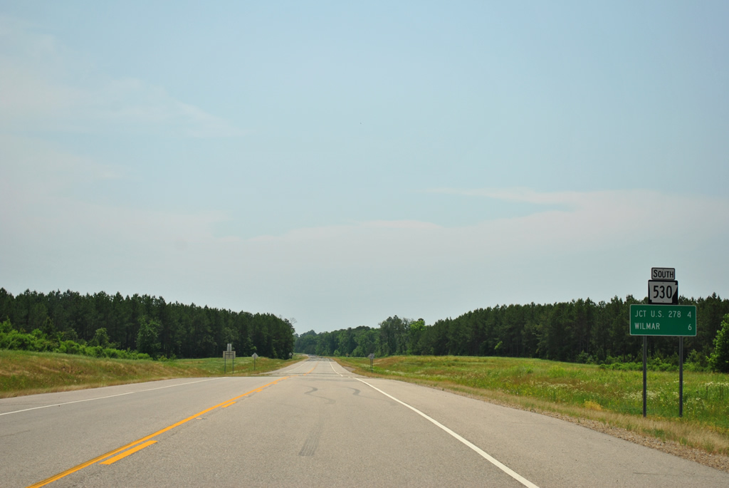 I-69 In AR (and Pine Bluff I-69 Connector/AR 530