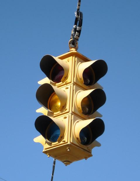 Old Traffic Signals