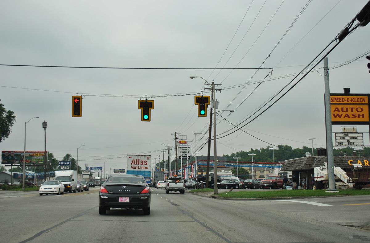 Traffic Light Wire Span Center Loneoceans Laboratories Project 405 Odot New Design Rh Aaroads Com Michigan Lights Florida