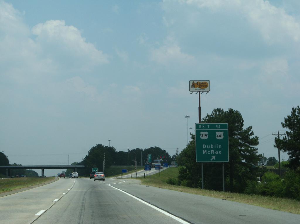 Interstate 16 East