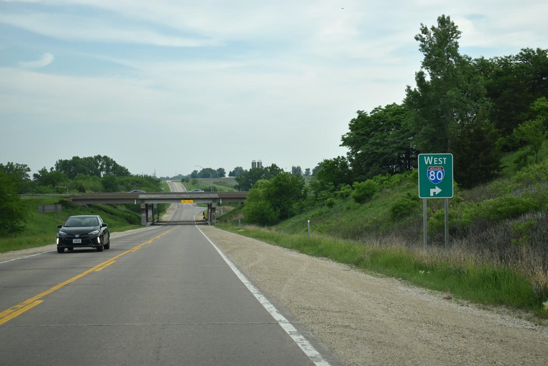 Interstate 80 - AARoads - Iowa