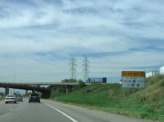 Interstate 90 West - Lake Station to Chicago Skyway