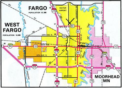 North Dakota Map Map Of North Dakota ND Map NORTH DAKOTA TIME