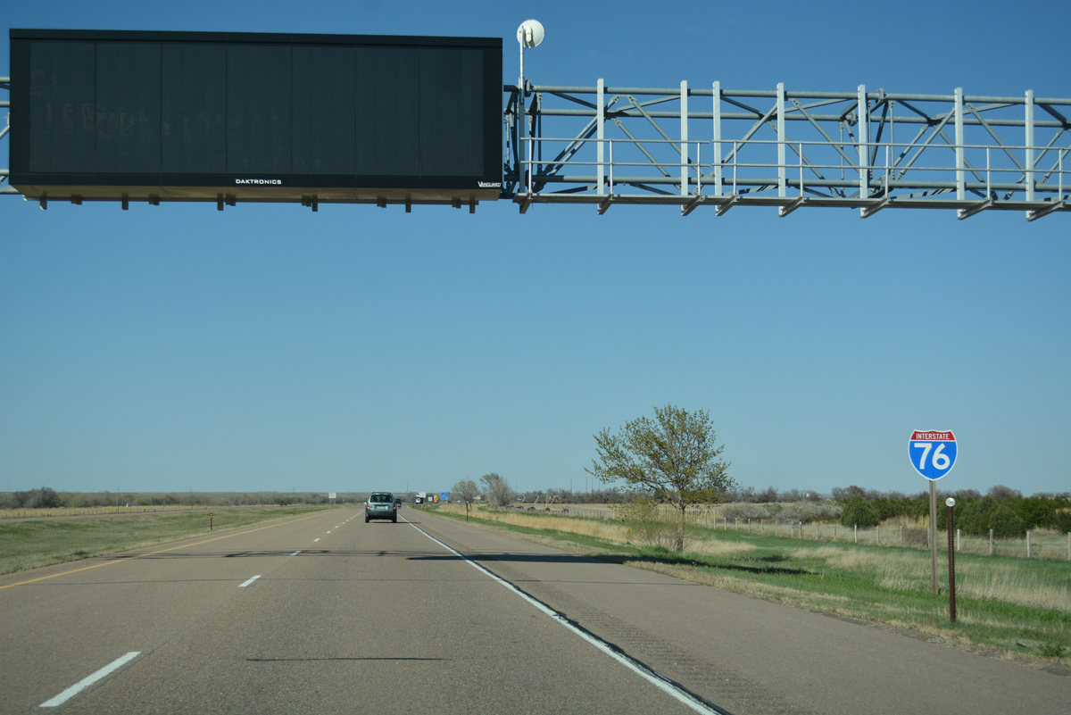 Interstate 76 Aaroads Nebraska