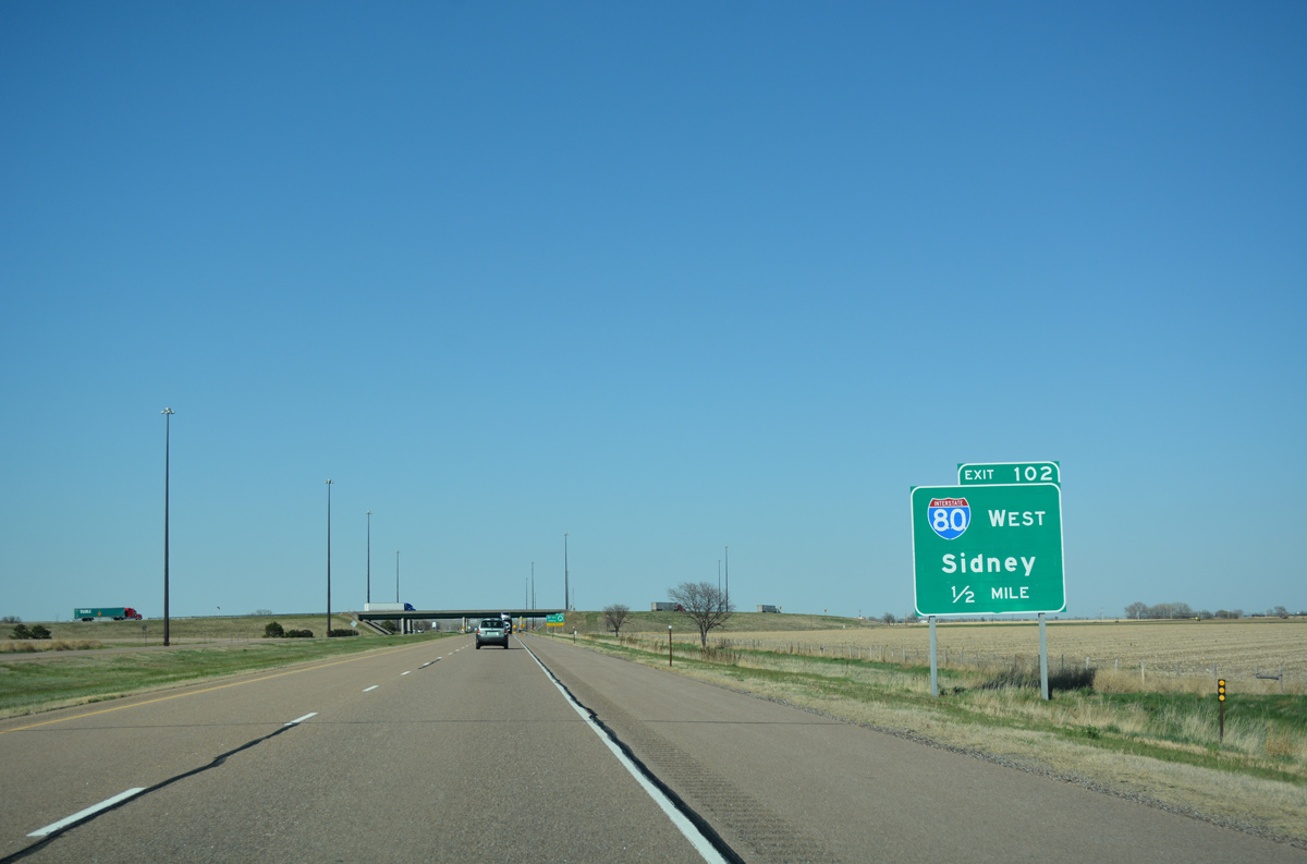 Nebraska Aaroads Interstate 76