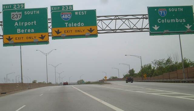 Ohio @ AARoads - Interstate 71 South