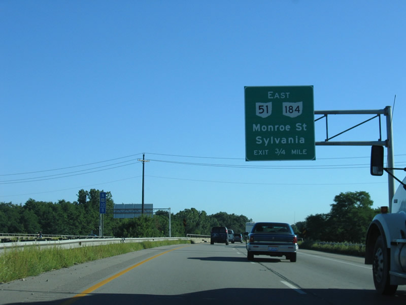 Ohio AARoads US Highway - 4 lane highway map of us