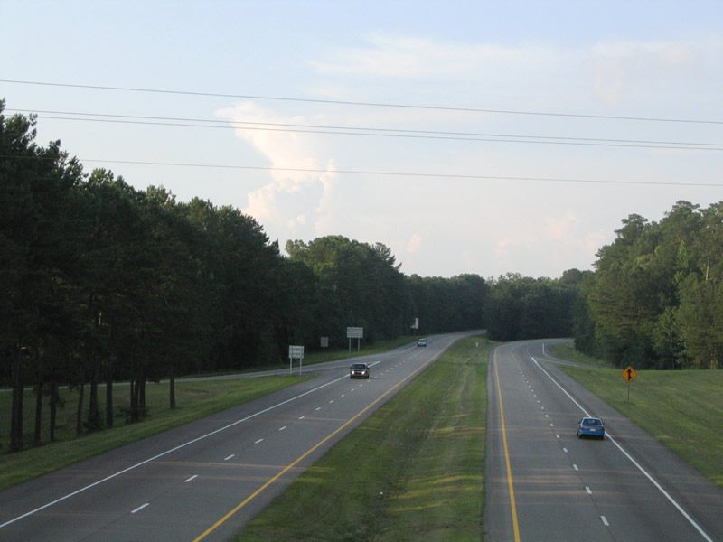 I-59 at U.S. 11 - east Laurel, MS