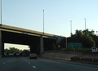 Garden State Parkway South Chestnut Ridge New York To