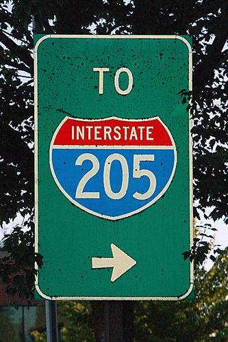Washington interstate 205