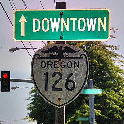 Oregon state highway 126