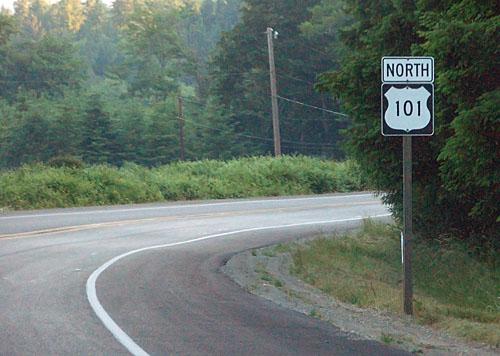 U. S. highway 101